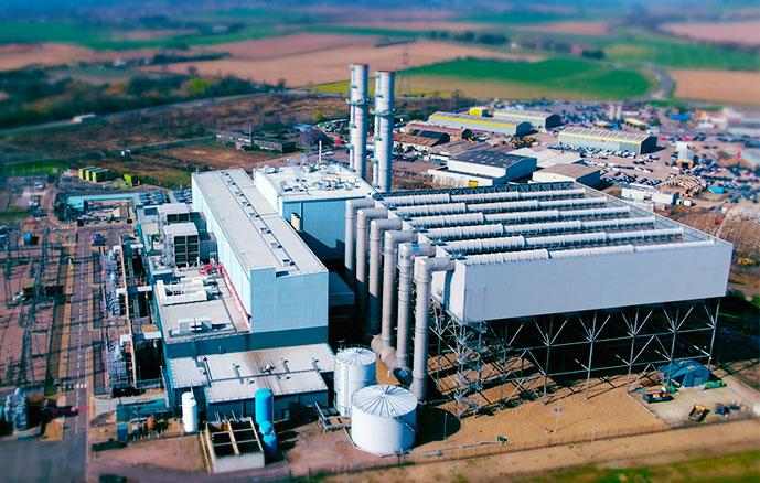 Gas Power Stations Scottishpower Generation